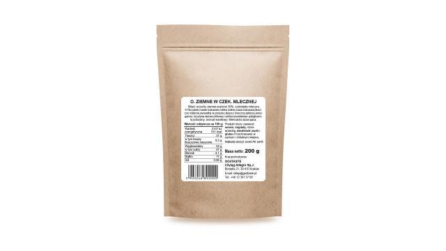 Orzechy ziemne w mlecznej czekoladzie -200g