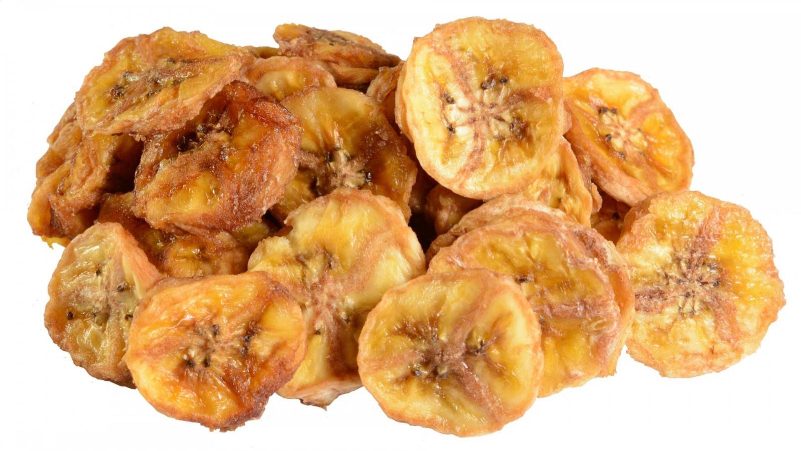 Suszone banany plastry bez cukru bez oleju Gdzie kupić 500g