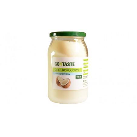 Olej kokosowy rafinowany - 900ml