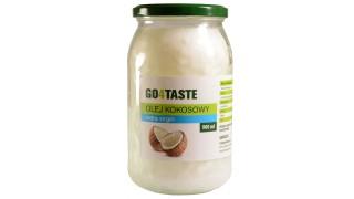 Olej kokosowy nierafiowany Cena 900 ml