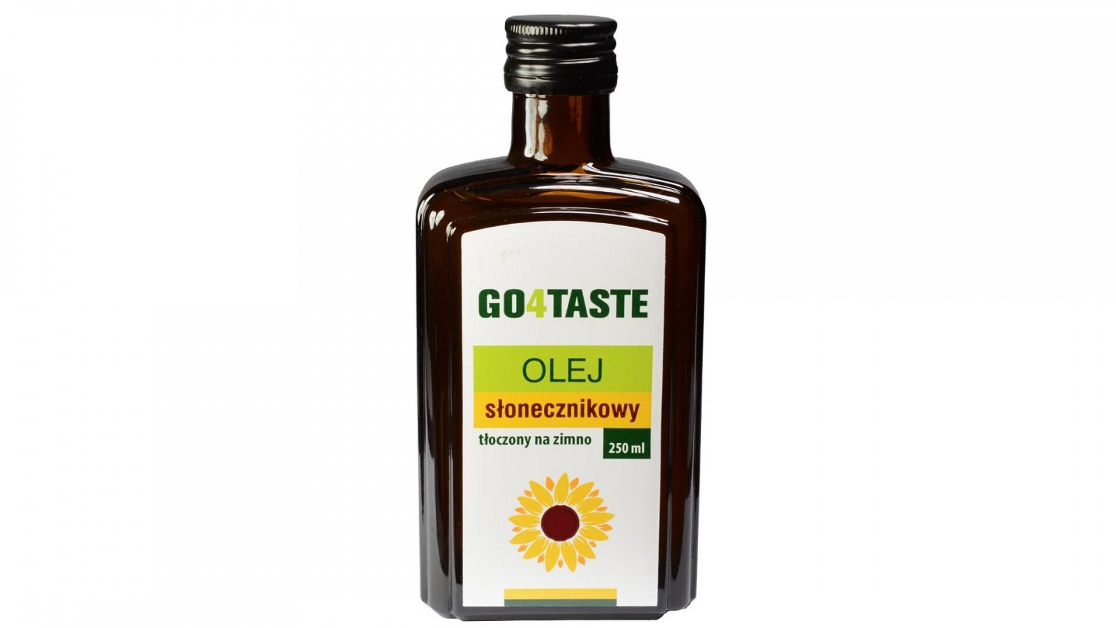 Olej słonecznikowy Cena Gdzie kupić 250ml