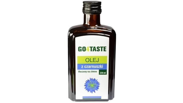 Olej z czarnuszki Cena Gdzie kupić 250ml