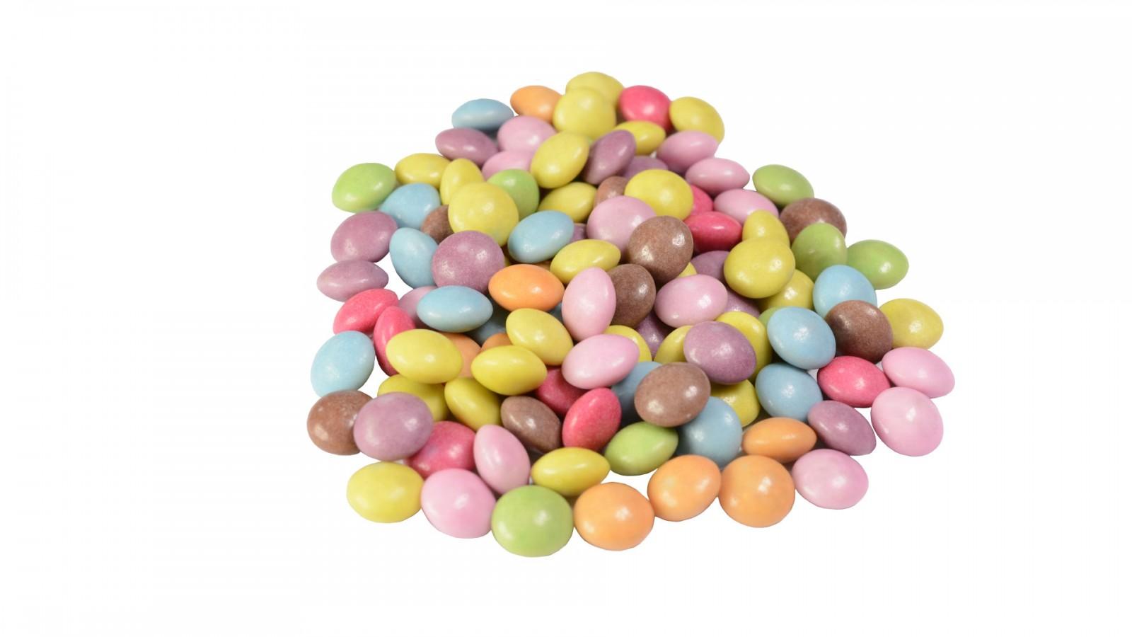 Drażetki czekoladowe Cena 500g