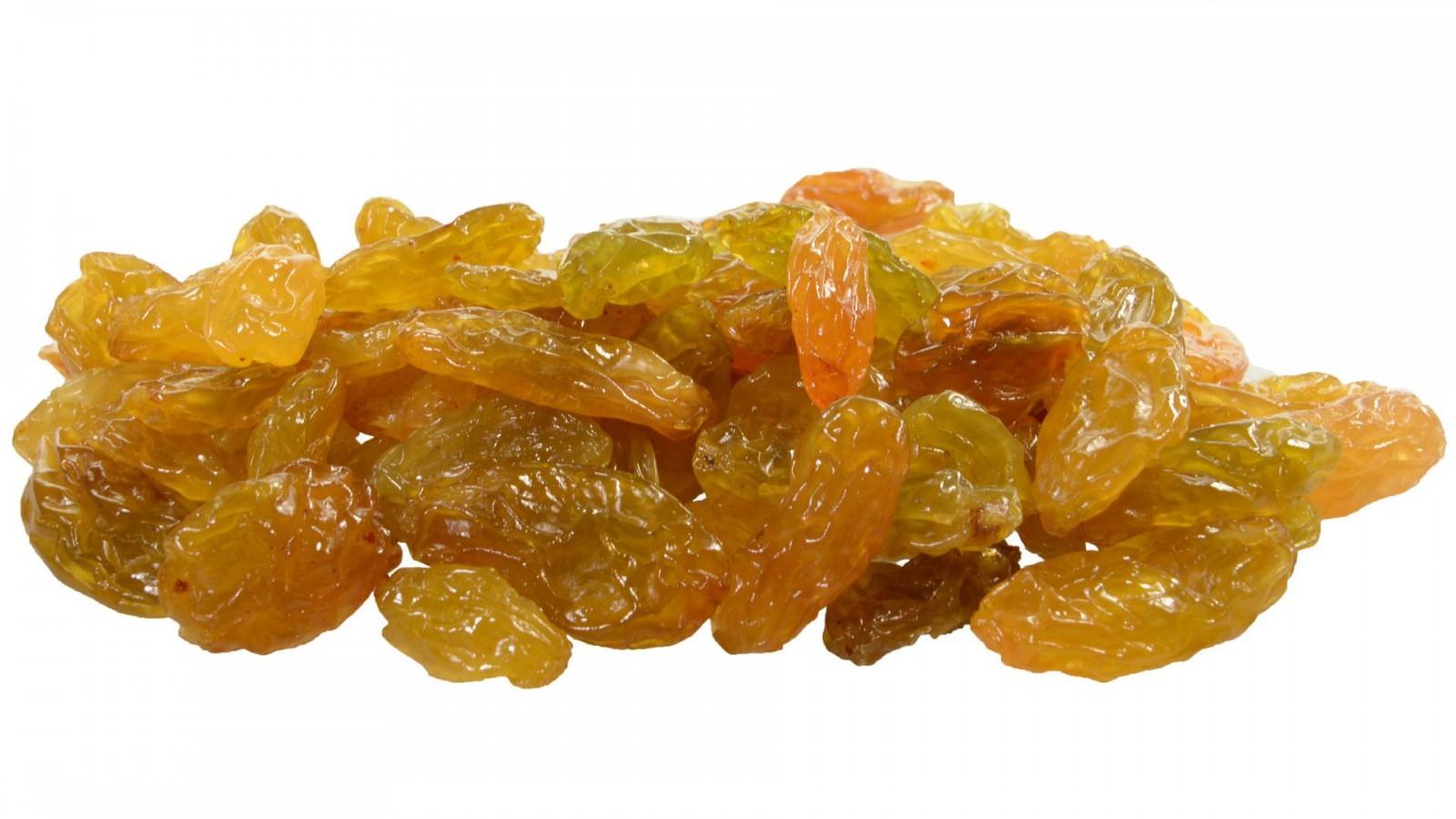 Rodzynki cena Golden Amber Jumbo duże jasne 500g