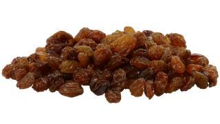 Rodzynki sułtanki cena ciemne słodkie bez siarki 500g