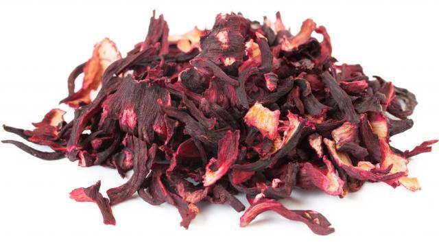 Hibiskus kwiat cena herbata 500g