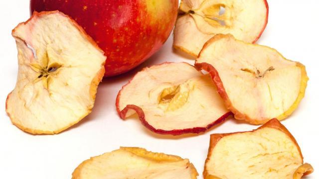 Jabłka suszone cena chipsy jabłkowe polskie 500g