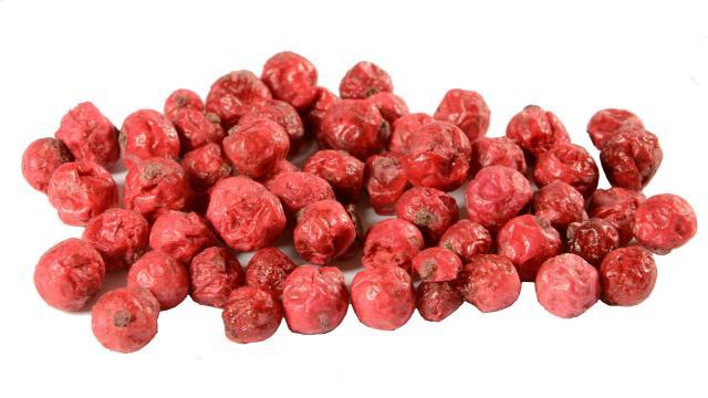 Czerwona porzeczka liofilizowana cena 25g