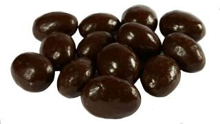 Migdały w czekoladzie deserowej cena 200g