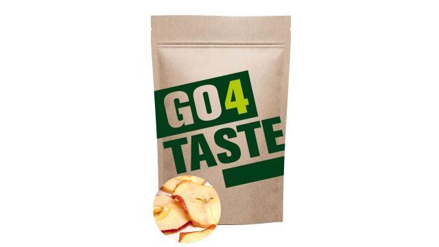 Jabłka suszone gdzie kupić chipsy jabłkowe polskie 500g
