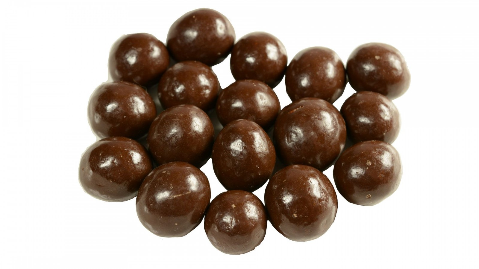 Orzechy laskowe w czekoladzie deserowej - 200g