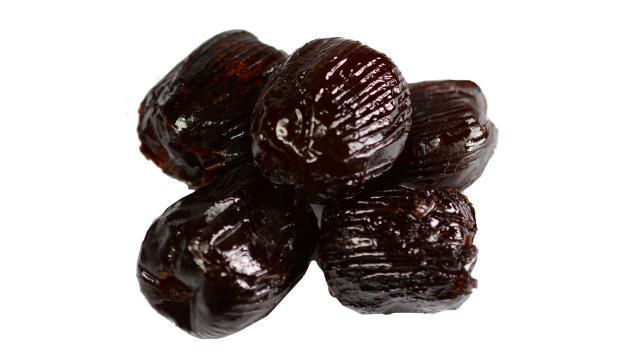 Daktyle chińskie owoce głożyny - 500g kandyzowane