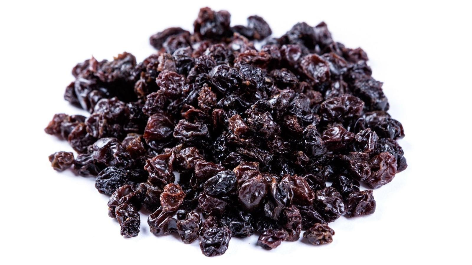 Rodzynki koryntki cena 1kg ciemne słodkie bezpestkowe