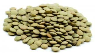 Soczewica zielona cena 1kg